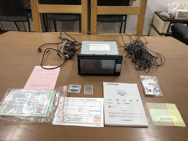 ダイハツ 純正 メモリーナビ カーナビ NSZN-W68D